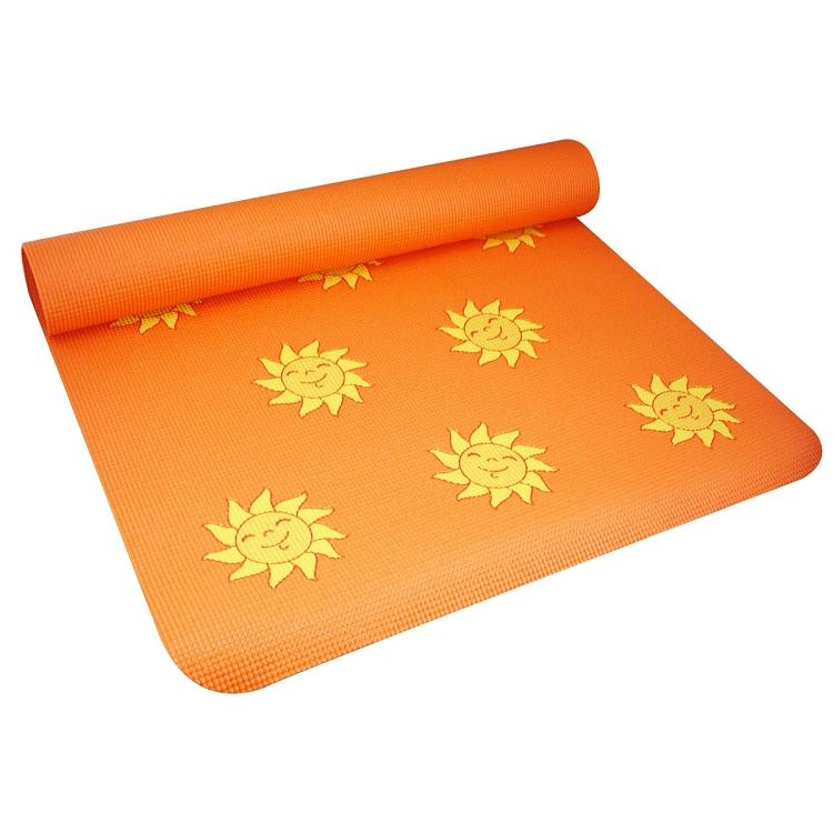 Fun Yoga Mat For Kids - 6 Mm