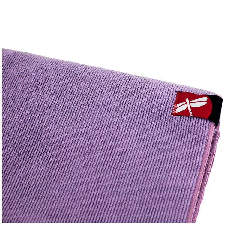 Yoga Towel Uk: Dragonfly Microfiber Yoga Mat Towel