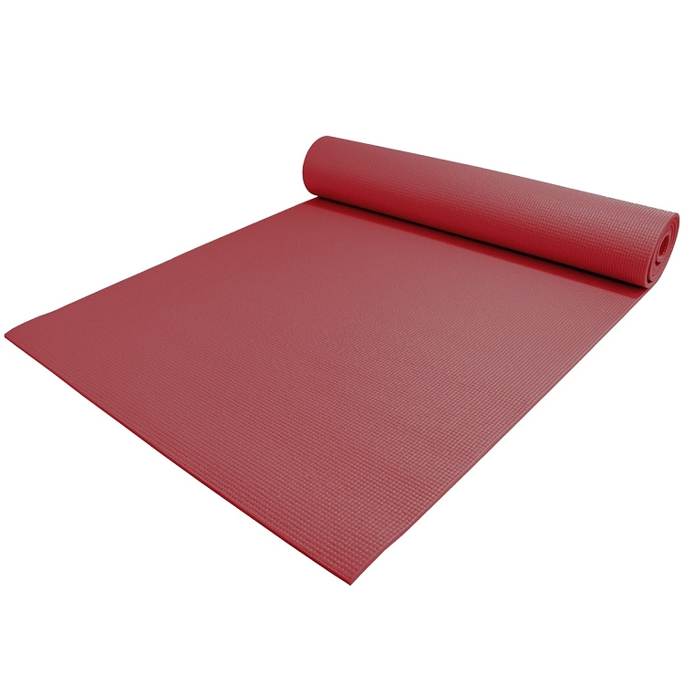 Thick Yoga Mat - 4 Mm