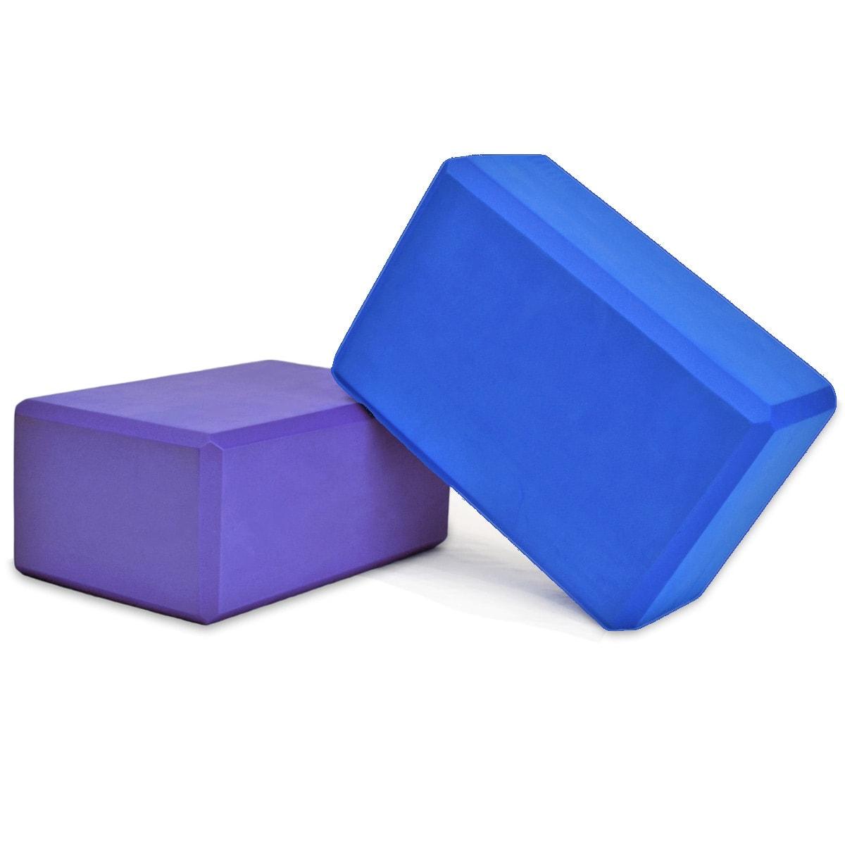 10 Cm Foam Yoga Brick Yoga Direct