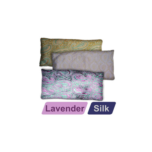 Deluxe Silk Eye Pillow Lavender Scented Yoga Direct Uk