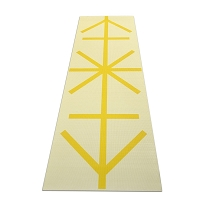 Alignment Yoga Mat - 6 mm