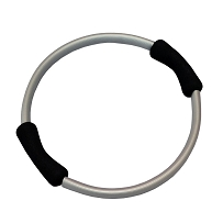 Pilates Toning Ring with Cushioned Grips