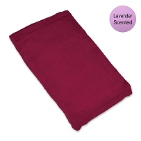Small Silk Eye Pillow - Lavender Scented