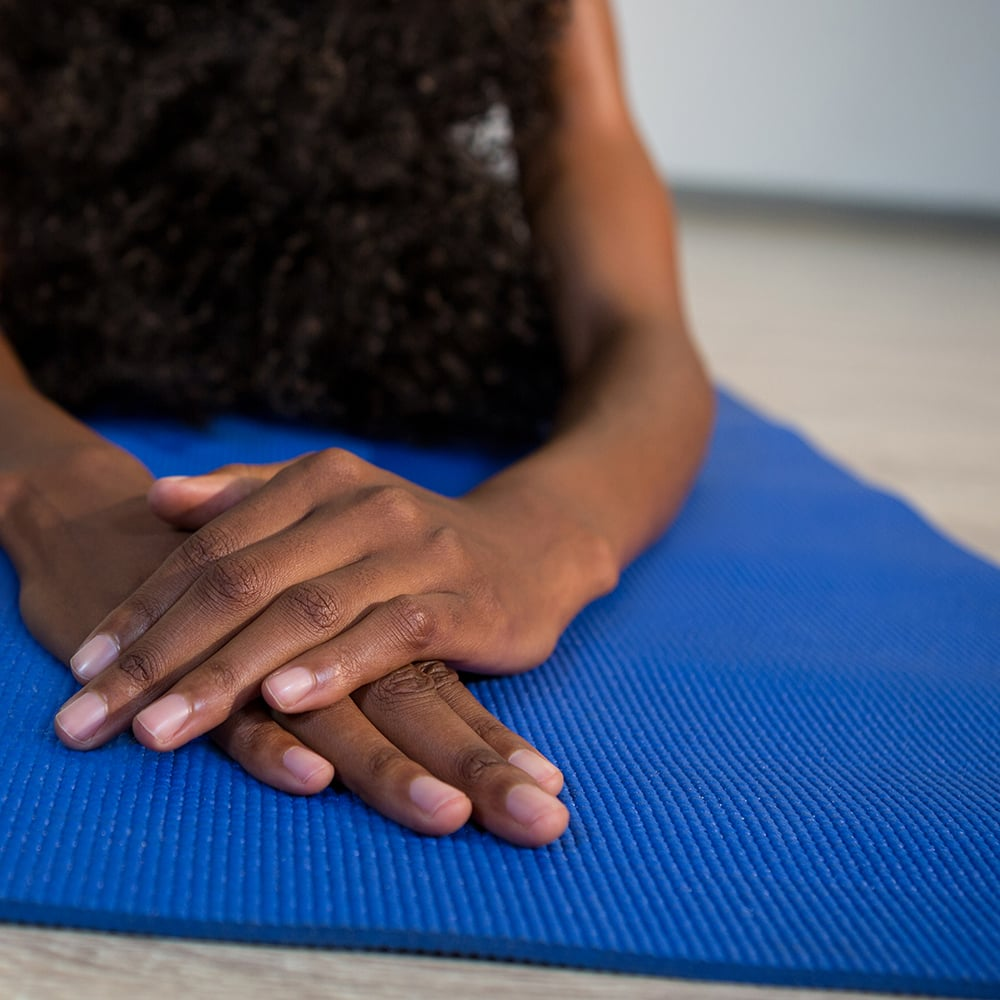 The Thickest Yoga Mat - 6 Mm