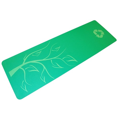 Recycled Rubber Yoga Mat - 3 mm