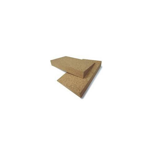 25 cm Cork Yoga Wedge