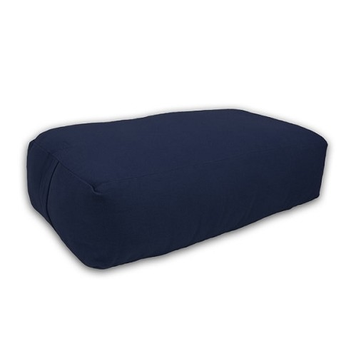 Small Rectangular Cotton Yoga Bolster