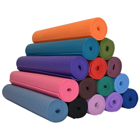 Thick Yoga Mat - 4 mm